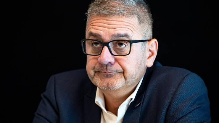 SCB-Manager Marc Lüthi.