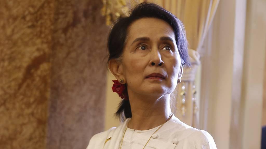 Myanmar: Aung San Suu Kyis Partei fordert Freilassung