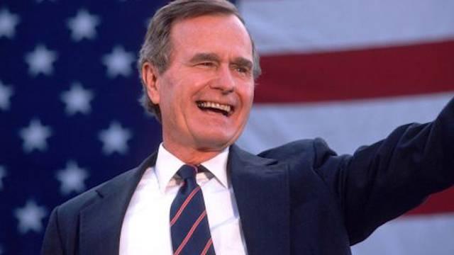 Amerikas 41. Präsident George H. W. Bush ist tot