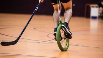 Einrad-Unihockey in Biberist