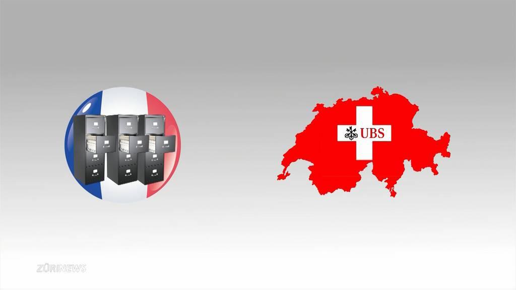 UBS-Datenlieferung nach Frankreich erlaubt