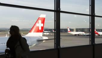 Die Fluggesellschaft Swiss hat die Effizienz zum Jahresstart deutlich gesteigert. Positiv wirkte sich insbesondere das Flottenerneuerungsprogramm aus.