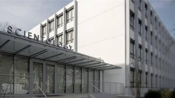Scientology-Zentrum in Basel