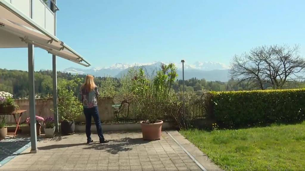 Simone aus Luzern zeigt ihr «Dihei»