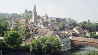 Zu viel Verkehr: Der Kanton will die Situation in Baden entspannen