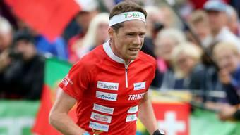 Daniel Hubmann läuft souverän zum Sieg