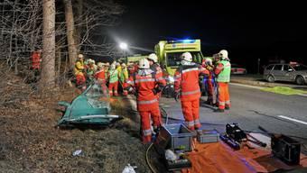 Zwei Schwerverletzte nach Unfall in Fehraltdorf