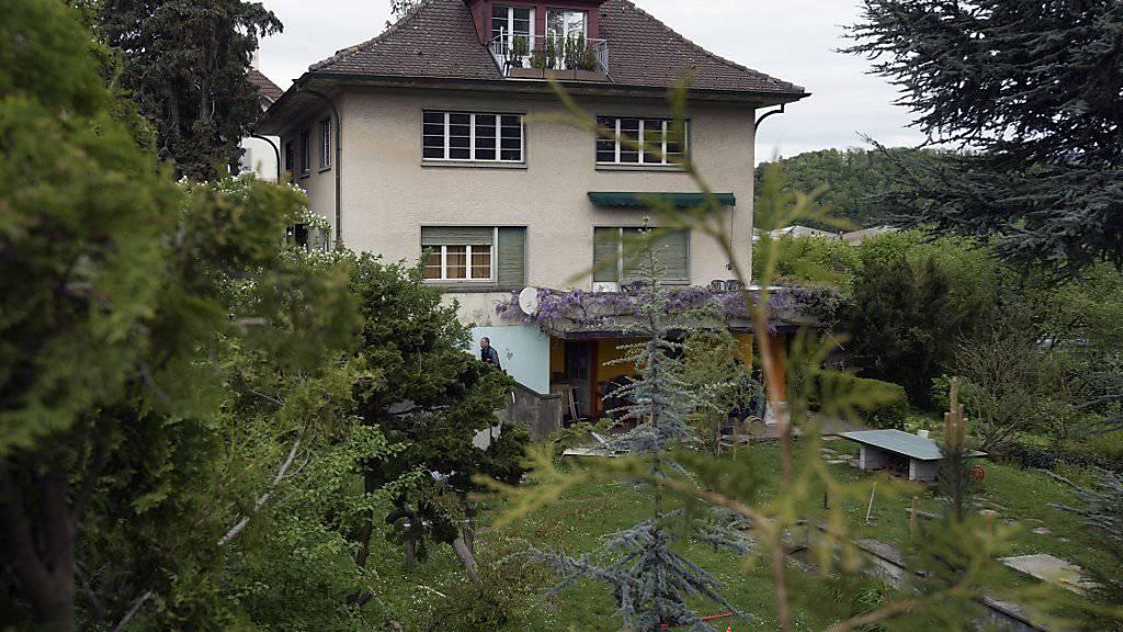 In dem privaten Kinderheim wurden 2013 der Heimleiter und dessen Freundin mit über hundert Messerstichen ermordet.