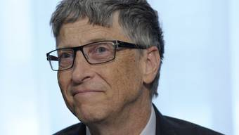 Microsoft-Mitbegründer Bill Gates (Archiv)