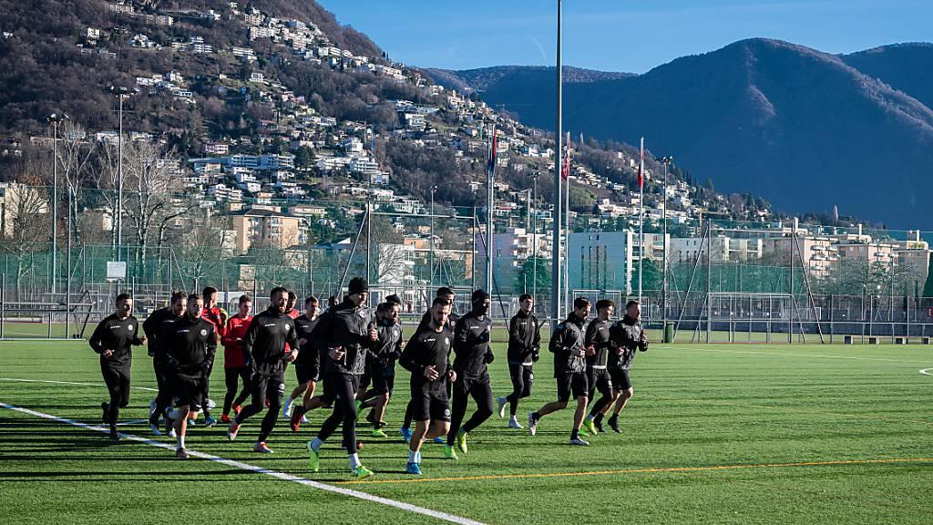 Ein Spieler des FC Lugano positiv auf Coronavirus getestet