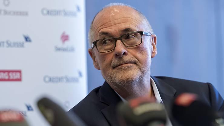 Peter Gilliéron findet deutliche Worte nach den Pfiffen gegen Haris Seferovic