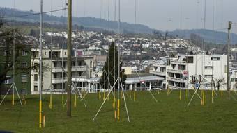 38 Prozent der Schweizer Siedlungsfläche liegen ausserhalb der Bauzone, von den Gebäuden sind es 20 Prozent. (Symbolbild)