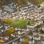 Vo der grünen Ortsbürgerparzelle befindet sich knapp ein Viertel in der Bauzone.