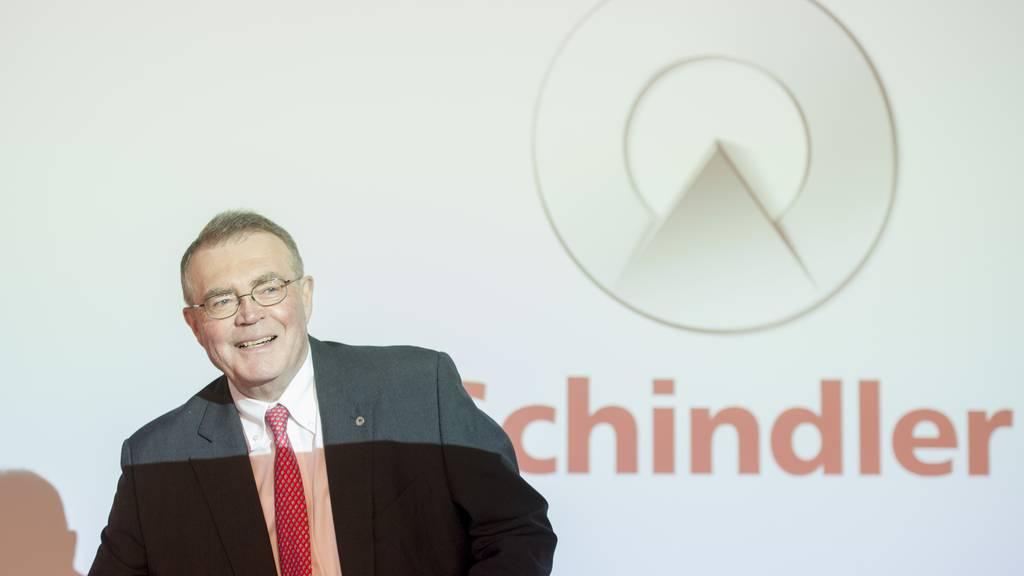 Familie Schindler führt die Liste der Zentralschweiz an