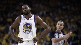Der verletzte Kevin Durant fällt länger aus - doch sein Transfer ist derart spektakulär, dass die Brooklyn Nets wohl gut damit gut leben können.