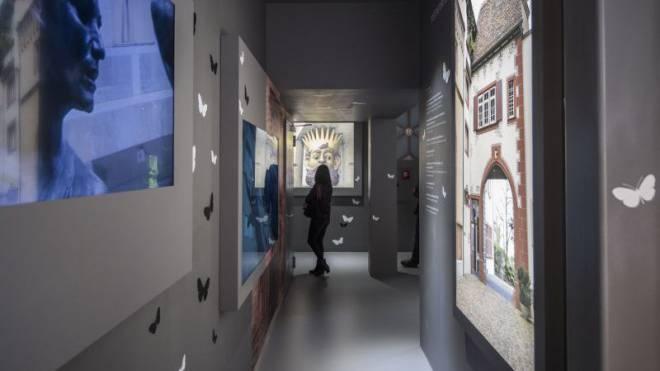 Die Ausstellung «Spirito di Basilea» inspiriert die Besucher nicht. Foto: Samuel Golay/ Ti-Press