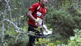 Matthias Merz sicherte sich auch Gold über die Mitteldistanz