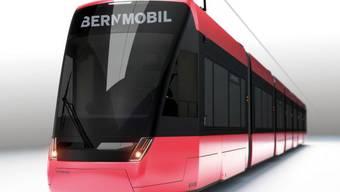 So sieht das neue Tram für die Bundesstadtat aus.
