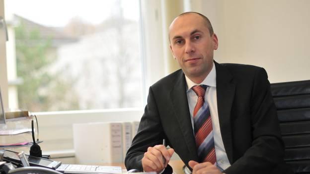 Der Anwalt und Berner Regierungsratskandidat versteuert nur 200 Franken - wegen einer «sinnvollen Sanierung der Liegenschaft»
