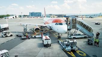 34 Destinationen fliegt Euro-Airport-Platzhirsch Easy Jet derzeit wieder an – die Zahl kann sich aber rasch ändern.