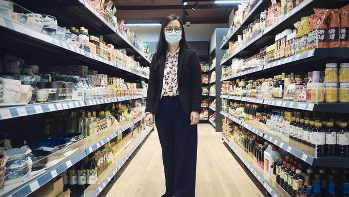 «Yumi Hana»: Kyung-ah Lee Dusapin freut sich über den Erfolg.