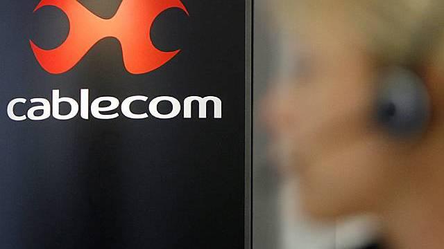 Cablecom will Bandbreiten erhöhen