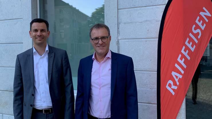 Stefan Köchli übernimmt das Präsidentenamt von Thomas Lehner.