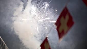 Für einmal kaum Feuerwerk am 1. August.