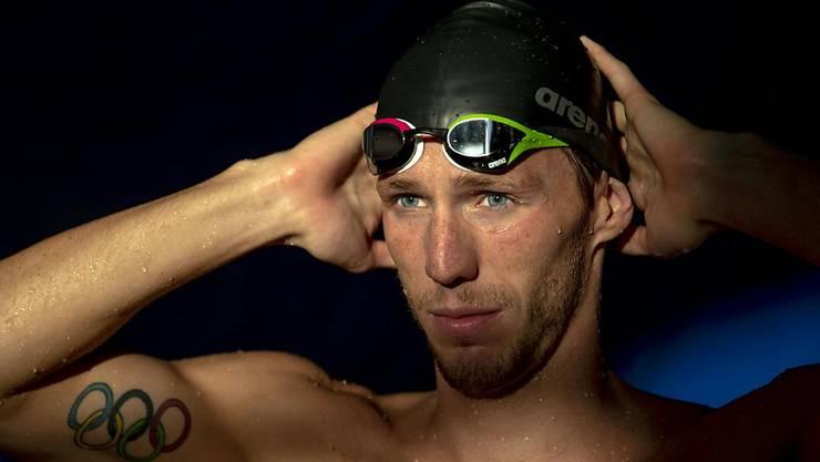 Jérémy Desplanches schwamm an den Langbahn-Europameisterschaften im August über 200 m Lagen souverän zu Gold und war damit erst der zweite Schweizer Schwimm-Europameister nach Flavia Rigamonti