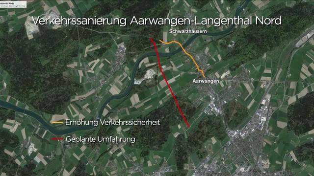 Ausgangslage in Aarwangen