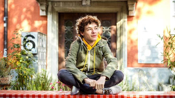 Der 17-jährige Nemo Mettler aus Biel sagt:«Rap ist ein Sprachrohr, um darüber zu reden, was nicht gut läuft.»
