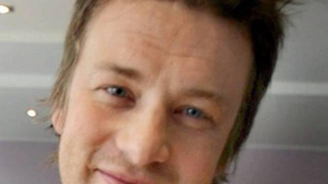 Star-Koch Jamie Oliver (Archiv)