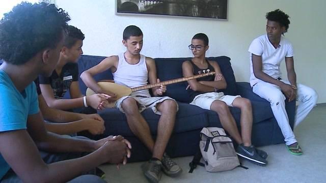 Weit weg von Zuhause - Jugendliche Asylbewerber in Aarau