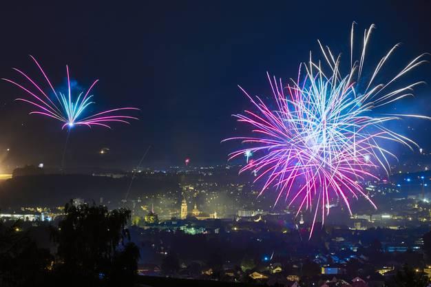Solothurn feiert den schweizer Geburtstag
