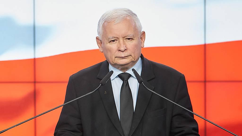 Kaczynski: EU-Institutionen wollen Machtwechsel in Polen