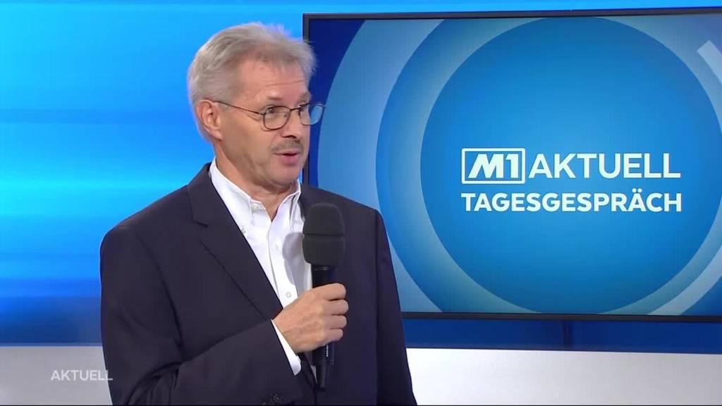 Darum ist Gewerbe-Präsident Kurt Schmid gegen die Maskenpflicht