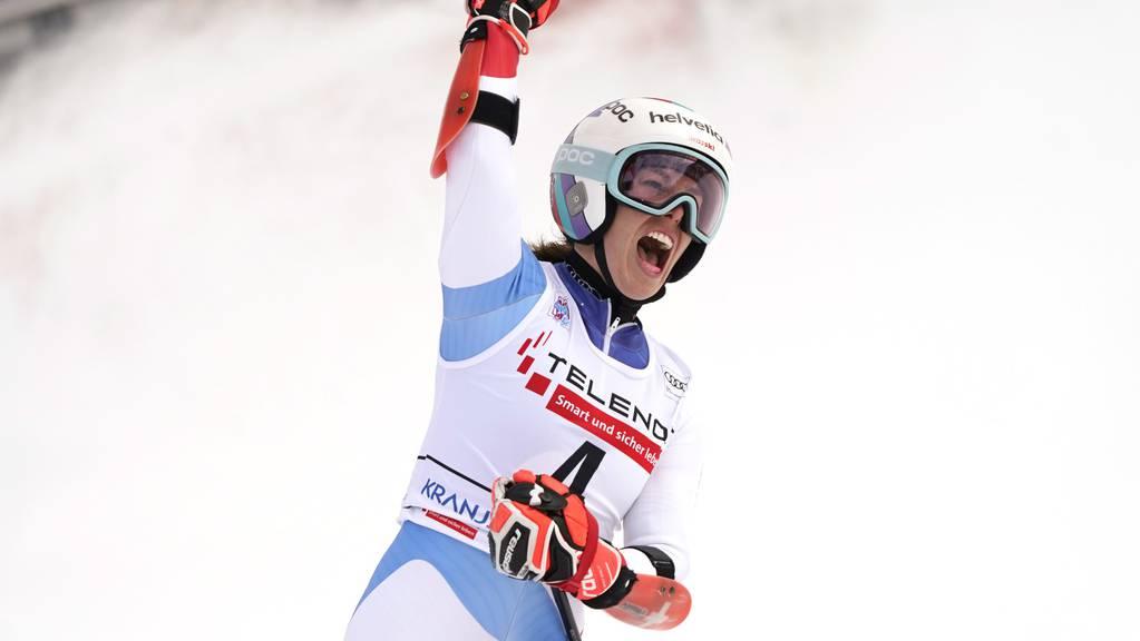 Michelle Gisin (2)