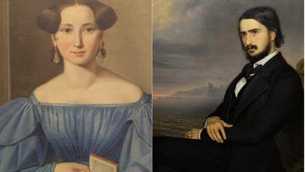 Emma und Georg Herwegh werden 200 Jahre alt
