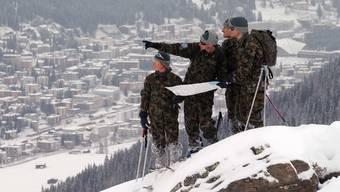 Diesen Winter beschafft die Armee rund 650 Paar neue Ski von Stöckli – mit Fritschi-Bindungen.