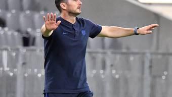 Frank Lampard plant mit Chelsea den Angriff auf die Spitze