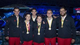 Worldskills 2019 - die Schweizer Medaillengewinner