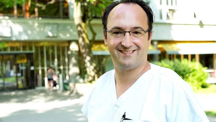 Das Unispital entliess Victor Valderrabano im Oktober 2014 fristlos.