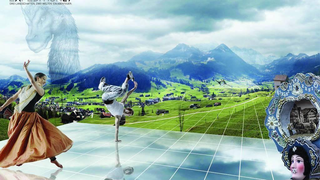Zwar hat das Volk die Idee einer Expo in der Bodenseeregion abgelehnt - die Stadt St.Gallen beteiligt sich jetzt aber an einer nationalen Version.