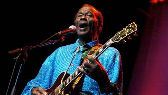 Chuck Berry 90-jährig gestorben