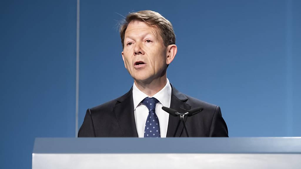 SNB-Vizepräsident Fritz Zurbrügg sieht noch keine Anzeichen für eine Zinswende. (Archivbild)