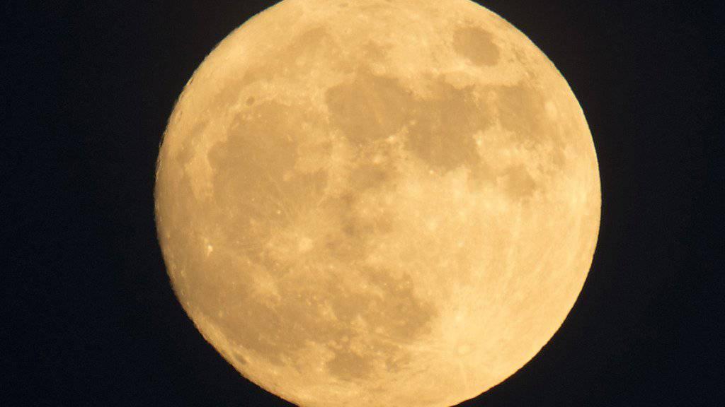 China bereitet sich mit einer einjährigen Testphase im Labor auf die Mondreise vor