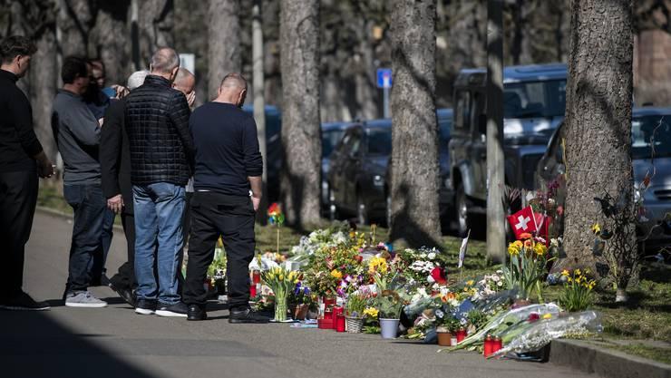 Der unfassbare Mord am Primarschüler sorgte in der ganzen Region für grosse Betroffenheit und Anteilnahme.