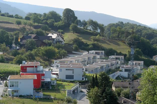 Überbauung Reckenberg in Kirchdorf