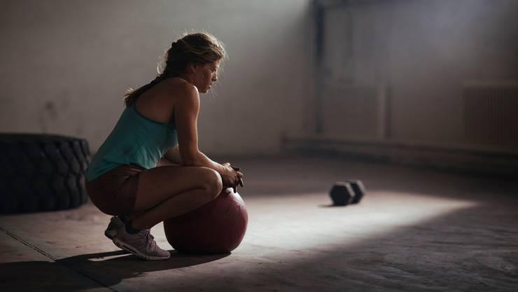 Wenn die Lust, Sport zu treiben, zum Drang und später zur Sucht wird, vernachlässigen die Betroffenen oft ihr Umfeld.
