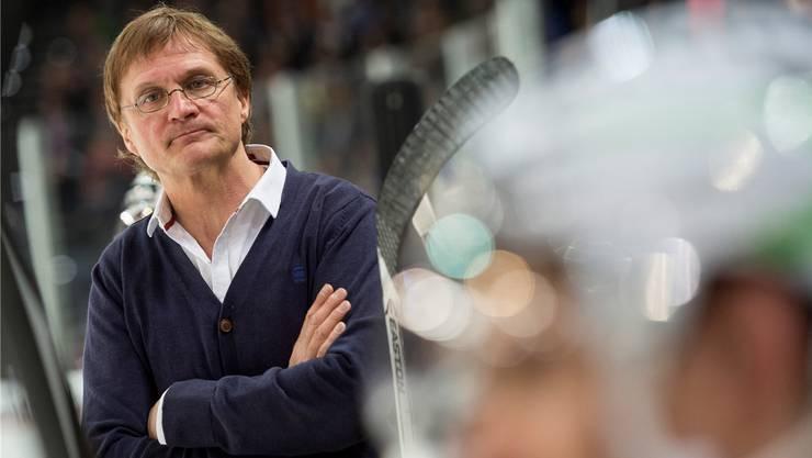 Als wichtigstes Traktandum steht jetzt die Vertragsverlängerung mit Trainer Arno Del Curto an.